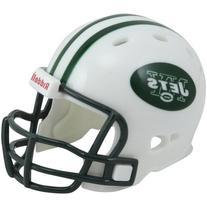 Riddell New York Jets Pocket Pro Micro Helmet - White