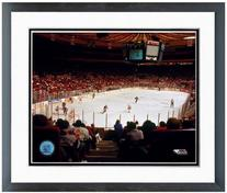 "New York Rangers Madison Square Garden NHL Photo 12.5"" x 15."