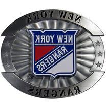 NHL New York Rangers Oversized Belt Buckle