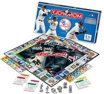 Usaopoly New York Yankees Collector's Edition Monopoly