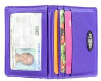 Big Skinny New Yorker ID Slim Wallet, Holds Up to 24 Cards,