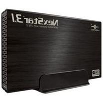 Vantec NexStar 3.1 NST-370A31-BK Drive Enclosure External -