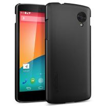 Spigen Ultra Fit Nexus 5 Case with Screen Protector Included