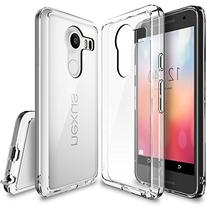 Nexus 5X Case, Ringke  Clear PC Back TPU Bumper w/ Screen