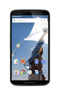 Motorola Nexus 6 Unlocked Cellphone, 32GB, Cloud White