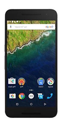 Huawei Nexus 6P  unlocked smartphone, 32GB Graphite