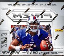 NFL 2013 Panini Prizm Football Jumbo Box