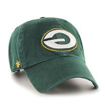 NFL Green Bay Packers '47 Clean Up Adjustable Hat, Dark