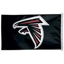 NFL Atlanta Falcons Flag, 3 x 5-Feet