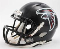 Riddell Atlanta Falcons NFL Replica Speed Mini Football