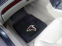 FANMATS NFL Atlanta Falcons Vinyl Heavy Duty Car Mat