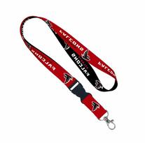 NFL Atlanta Falcons Lanyard with Detachable Buckle