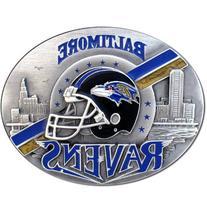 NFL Baltimore Ravens Belt Buckle