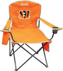 NFL Bengals Cooler Quad Chair