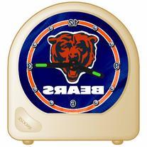 """NFL Chicago Bears Desk Clock, 2.75"""" x 2.75"""