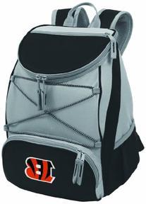 NFL Cincinnati Bengals PTX Insulated Backpack Cooler, Black