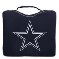 NFL Lightweight Stadium Bleacher Seat Cushion with Carrying