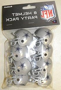 NFL Riddell Dallas Cowboys Helmet Party Pack