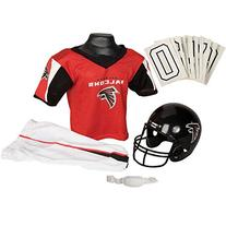 Franklin Sports NFL Atlanta Falcons Deluxe Youth Uniform Set