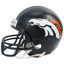 NFL Riddell Denver Broncos Mini-Replica Helmet