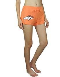 Womens NFL Denver Broncos Sports Shorts by Pink Victoria's