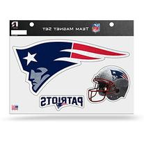 NFL New England Patriots Bling Team Magnet Set