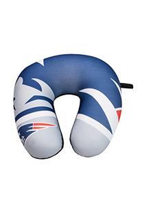 NFL New England Patriots Impact Neck Pillow, Blue