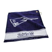 NFL New England Patriots Woven Golf Towel