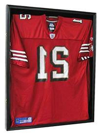 Football Jersey Display Case Cabinet, UV Protection, ULTRA