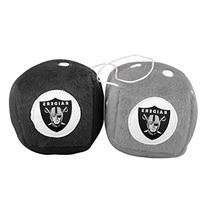 NFL Fuzzy Dice: Oakland Raiders