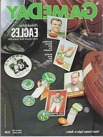 NFL Game Day Eagles vs Raiders Program October 22, 1989
