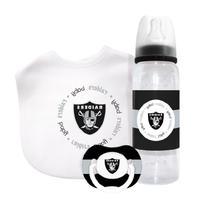 NFL Oakland Raiders Baby Gift Set