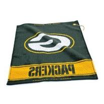 NFL Green Bay Packers Woven Golf Towel