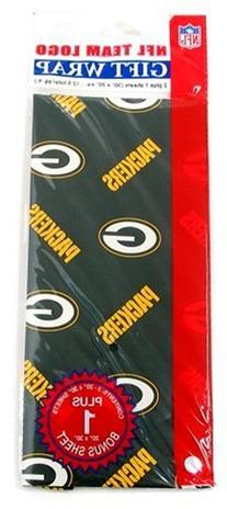 NFL Green Bay Packers Wrapping Paper