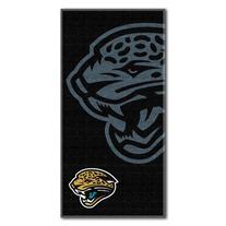 NFL Jacksonville Jaguars Fiber Reactive Beach Towel