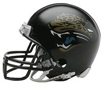 NFL Jacksonville Jaguars Replica Mini Football Helmet