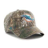 NFL Miami Dolphins '47 Brand Big Buck Clean Up Adjustable