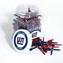 NFL New York Giants Jar of 175 Tees