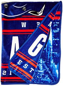 The Northwest Company NFL New York Giants Stacked Silk Touch