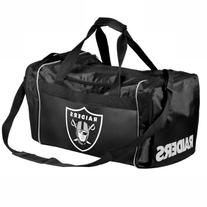 Forever Collectibles NFL Oakland Raiders Core Duffle Bag