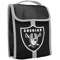 NFL Oakland Raiders Velcro Lunch Bag