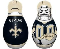 NFL New Orleans Saints Inflatable Tackle Buddy