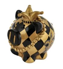 New Orleans Saints Official NFL Piggy Bank by Forever