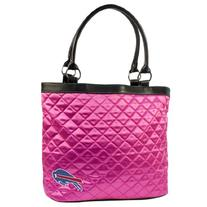NFL Buffalo Bills Pink Quilted Tote