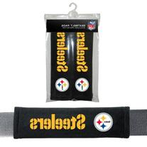 NFL Pittsburgh Steelers Seat Belt Pad