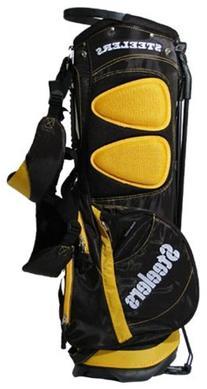 NFL Pittsburgh Steelers Stand Golf Bag