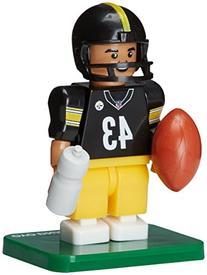 NFL Pittsburgh Steelers Troy Polamalu Gen 2 Mini Figure,