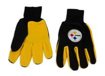 NFL Pittsburgh Steelers Two-Tone Gloves by WinCraft