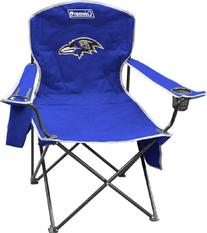 NFL Ravens Cooler Quad Chair