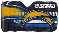 NFL San Diego Chargers Auto Sun Shade